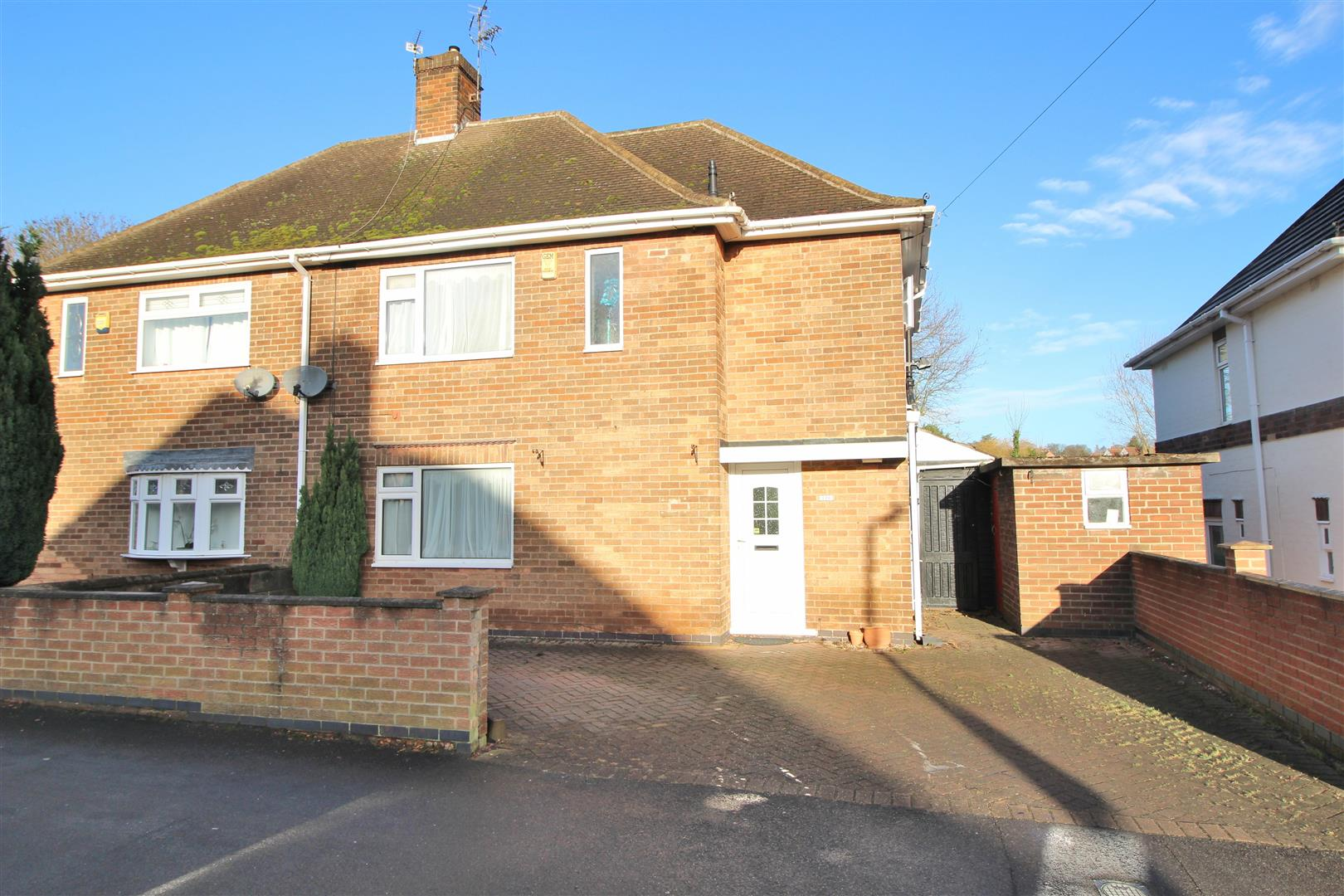 3 Bedrooms Semi Detached House for sale in Sunnyside Road, Chilwell